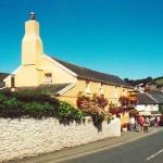 Croyde village North Devon