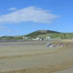 Croyde beach North Devon