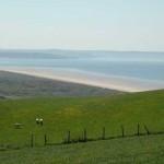 Saunton Sands beach North Devon