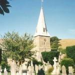 St Brannocks church Braunton, North Devon